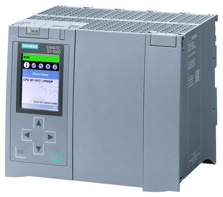 Контролер Siemens SIMATIC S7-1500, CPU 1517-3 PN/DP, 6ES7517-3AP00-0AB0