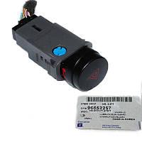 Кнопка аварийки Aveo / Авео (Т250) GM, 96652257