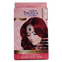 Краска для волос Triuga Рубин на основе хны 25 г