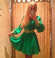 """Стильное молодежное платье мини """" Скарлетт мини """" Elen, фото 1"""