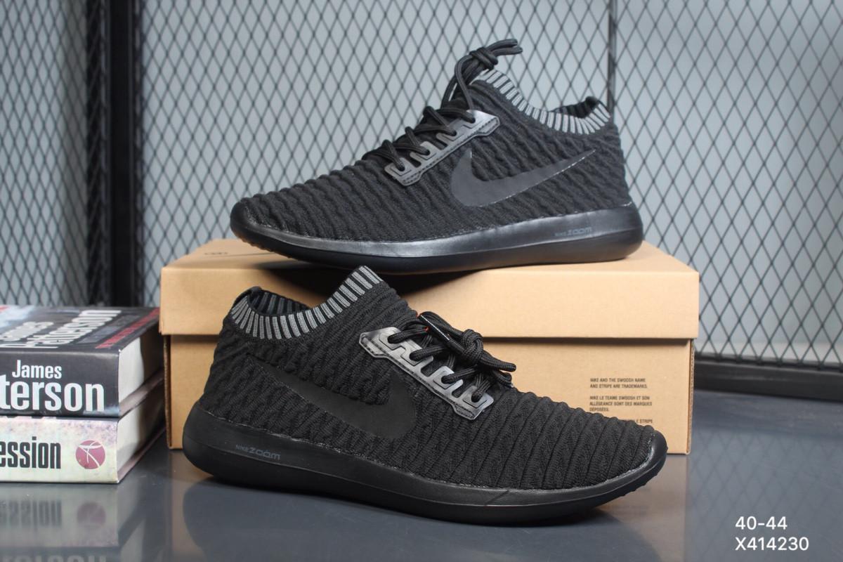 635382fa Кроссовки Nike Free Run Flyknit 2018 найк мужские женские X414230 реплика