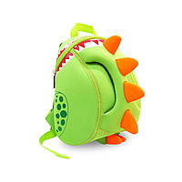 Детский 3D рюкзак из неопрена Nohoo Dinosaur Style Динозавр (NH023)