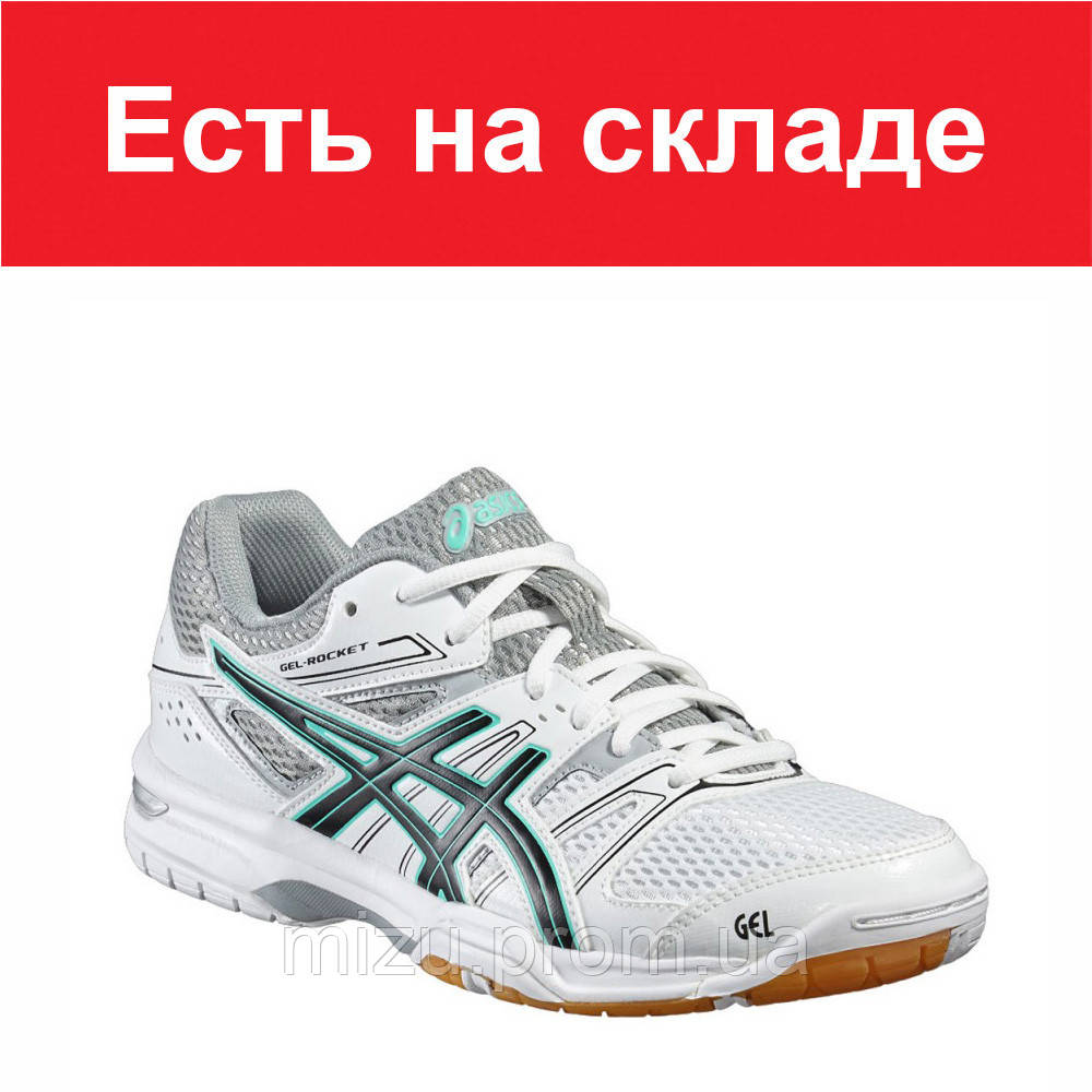 Кроссовки для волейбола женские ASICS Gel-Rocket 7 - Интернет-магазин Mизу  в Днепре 8921d1ea683
