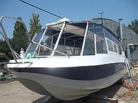 Производство ровного триплекса для яхт и катеров