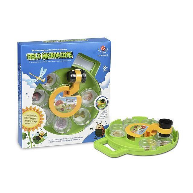 Научный набор Same Toy Field Microscope 613Ut