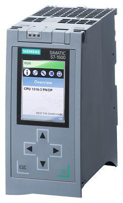 Контроллер Siemens SIMATIC S7-1500, CPU 1515-2 PN, 6ES7515-2AM01-0AB0