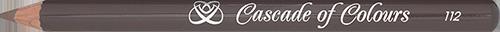 Пудровый карандаш для бровей Cascade of Colours 112