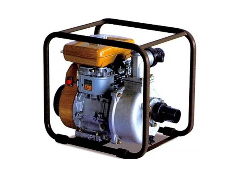 Мотопомпа для чистої води Daishin SCR-50R
