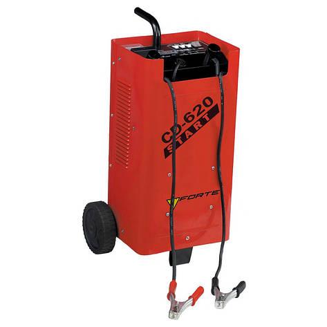 Пуско-зарядное устройство Forte CD-620, фото 2