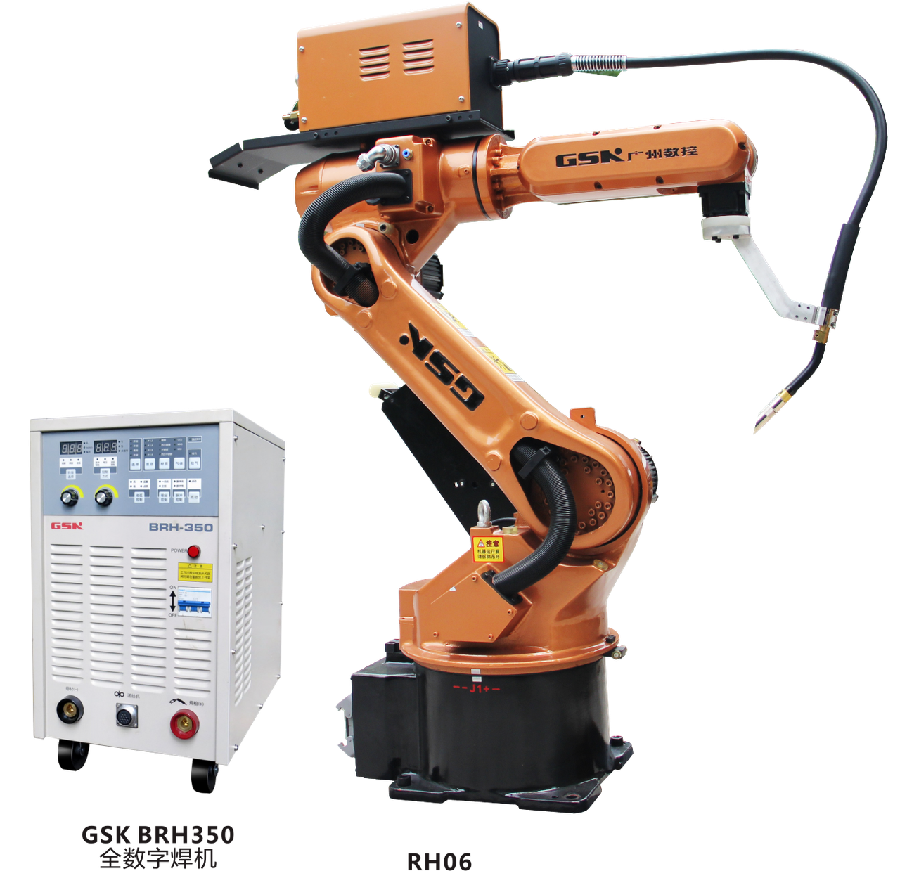 Сварочные роботы GSK серии RH