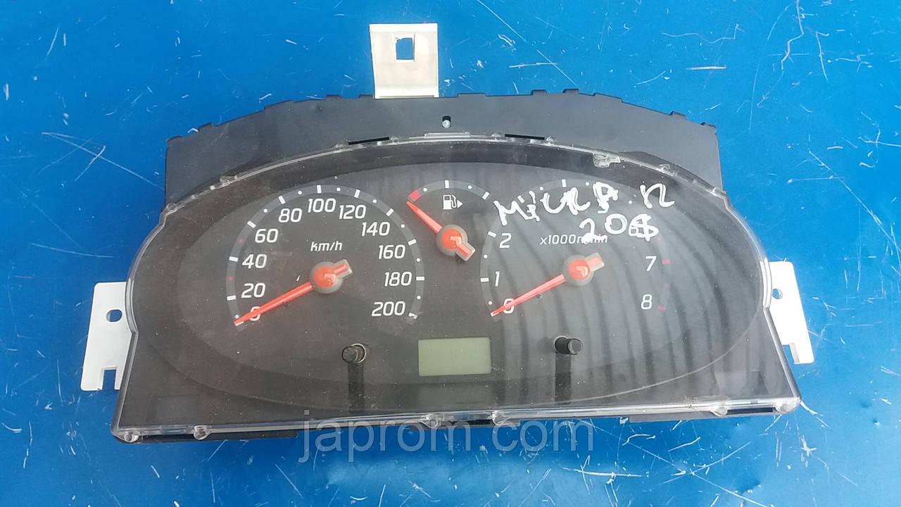 Панель щиток приборов Nissan Micra K12 2002-2010г.в. AX760