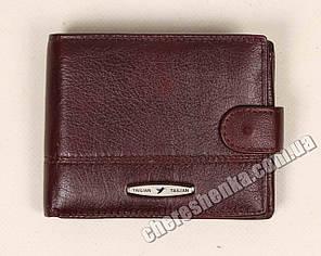 Мужской кожаный кошелек Tailian T151D-12H09-B, фото 2