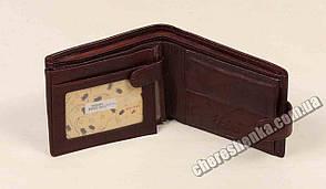 Мужской кожаный кошелек Tailian T151D-12H09-B, фото 3
