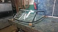Производство гнутого триплекса для яхт и катеров