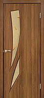 Дверь Фиеста в полной комплектации Ольха европейская