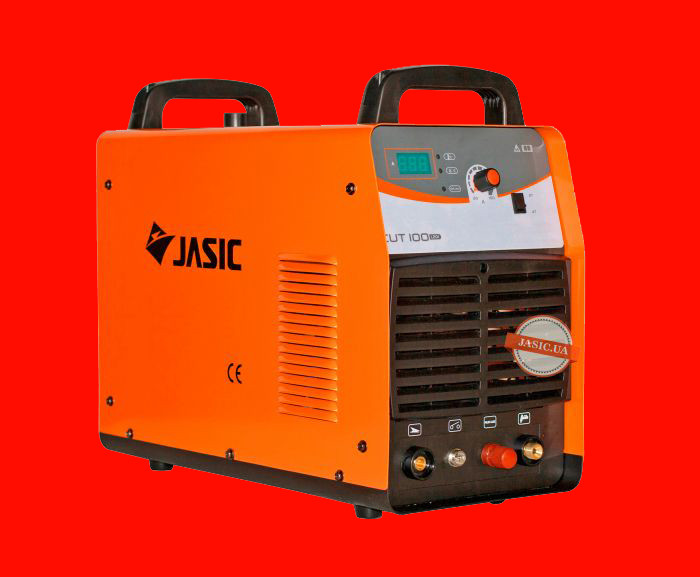 Инверторный плазморез на 100 Ампер Jasic CUT-100 (L201)