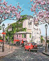 Картина по номерам - Французское путешествие
