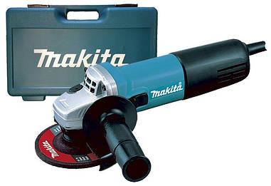 Болгарка Makita 9558HNG + кейс