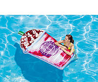 Надувной плот-матрас Intex  «Ягодный коктейль», 198 х 107 см