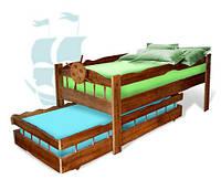 Детская двухъярусная кровать Нафаня