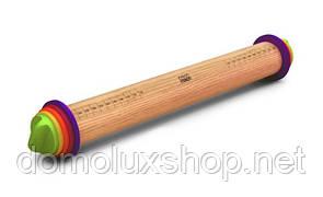 Joseph Joseph Adjustable Rolling Pin Скалка разноцветная (20085)