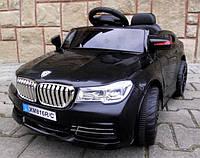 Детский электромобиль Cabrio B4 (черный) (дитячий електромобіль)