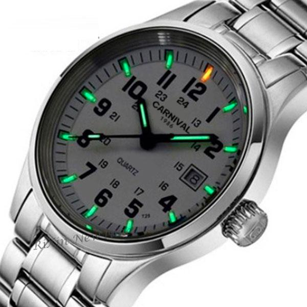 906d68ca1ad3 Carnival Мужские часы Carnival Classic Silver - UST-SHOP в Житомирской  области