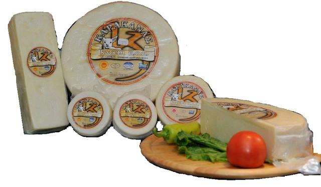 Греческие натуральные сыры из овечьего и козьего молока.