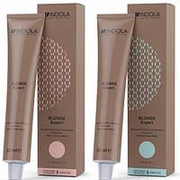 Перманентная крем-краска для осветления волос Indola Blonde Expert Permanent Caring Color, 60ml