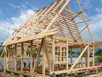 Строительство каркасного дома, дачи