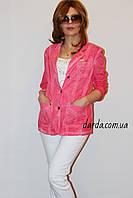Джинсовый пиджак женский Ylanni 911