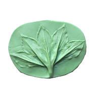 Молд (молды) лепестки Колокольчика (Колокольчик, Кампанула) для Фоамирана, полимерной глины 5x3 см