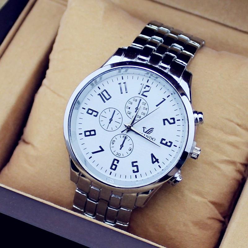 Мужские часы Orlando с белым циферблатом