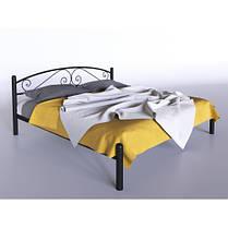 Кровать Виола Черный Бархат 160*190 (Tenero TM), фото 2