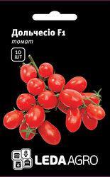 "Семена томата Дольчиссио F1, 10 сем., низкорослого, ТМ ""ЛедаАгро"""