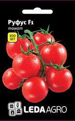 "Семена томата Руфус F1, 100 сем., низкорослого, ТМ ""ЛедаАгро"""