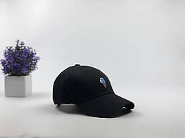 Кепка бейсболка Мороженое (черный)