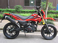 Мотоциклы VIPER Эндуро, кросс, мотард ZS200GY-2C