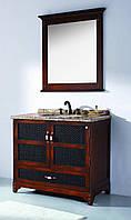 Комплект мебели для ванной комнаты CRW GA017, 915х550х820 мм