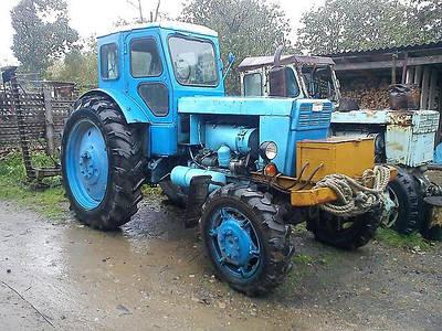 Как самостоятельно сделать тюнинг трактора ЛТЗ Т-40