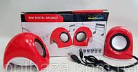 Колонки компьютерные Mini Digital Speaker F-16