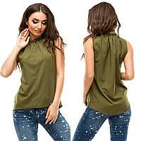 Блуза женская в расцветках 33856, фото 1