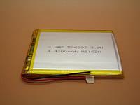 Аккумулятор для планшета Q88 усиленный 4200 mAh