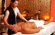 Позы пациента во время массажа.