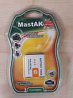 Аккумулятор Mastak для SONY NP-BN1-H 3,6V 620mAh