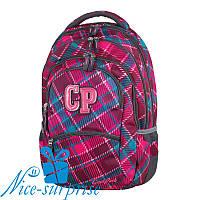 Подростковый рюкзак с ортопедической спинкой CoolPack College 77071CP
