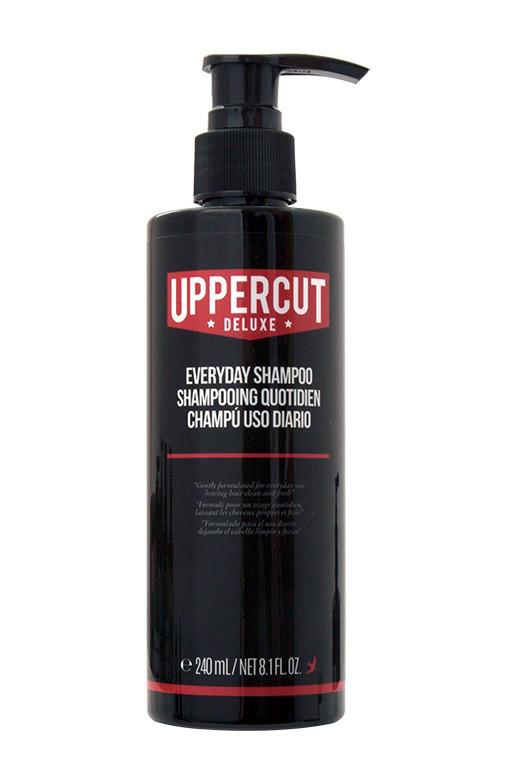 Шампунь для волос для ежедневного использования Uppercut Deluxe Everyday Shampoo 240 мл.
