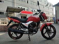 Мотоцикл HORNET R-150 (150 куб. см), красный