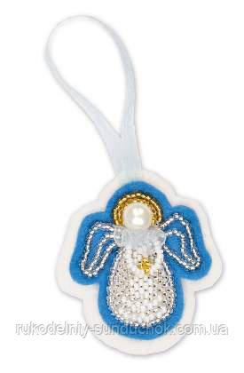 Наборы для плетения и вышивания Riolis 1464АС Рождественский ангел