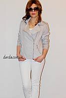 Женская куртка косуха ветровка Janica 2126
